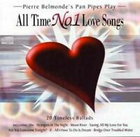 Belmonde, Pierre - All Time No. 1 Love Songs: 20 Timeless Balla (CD) (2001) New