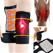 Self Heating Magnetic Knee Brace Support Pad Thermal Therapy Arthritis Protector