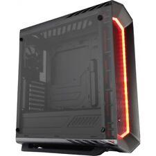 Aerocool P7-C1-BG Case Pc ATX Vetro Temperato Edition Gaming Led 8 Colori Usb3.0