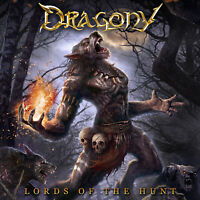 DRAGONY - Lords Of The Hunt EP CD 2017 Symphonic Power Glory Metal