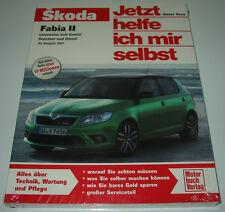 Reparaturanleitung Skoda Fabia 2 II Typ 5 J Benzin + Diesel ab 2007 NEU!