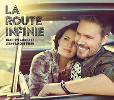 Marie-Eve Janvier - La Route Infinie [New CD] Canada - Import