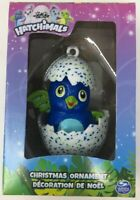 Spin Master Hatchimals Blue and Green Draggle Bird Christmas Ornament