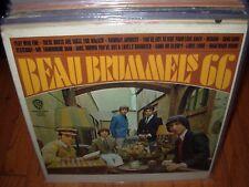BEAU BRUMMELS 66 ( rock ) WHITE LABEL PROMO