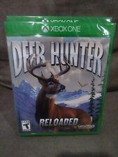 Deer Hunter: Reloaded (XBOX ONE) FACTORY SEALED!