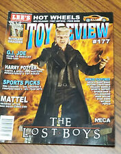 Lee's TOY REVIEW Magazine #177 JULY 2007, GI Joe Guide to collecting