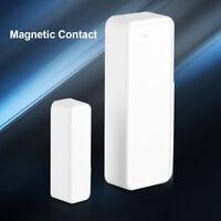 433MHz Tür Fenster Kontakt Magnetkontakt Funk Sensor Schalter Alarmanlage