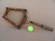 VINTAGE Personal KENNEX Fibre Welded Overlay Tennis Racket-For CHAMPIONSHIP Play