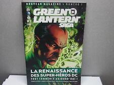 Comics - Green Lantern Saga #1 - Juin 2012