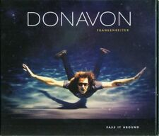 Donavon Frankenreiter - Pass It Around Digipack Cd Perfetto