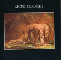 Atomic Rooster - Death Walks Behind You  Expanded Edition [CD]