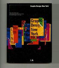 1992 Tibor Kalman GRAPHIC DESIGN: NEW YORK Milton GLASER Massimo VIGNELLI 336-pg