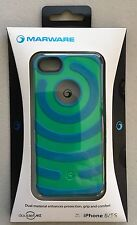 MarBlue Marware DoubleTake Case Green/ Teal for iPhone 5, 5s AEDT1J NEW