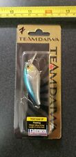 NEW OLD STOCK DAIWA TD CRANK F FISHING LURE BALCK SHINER