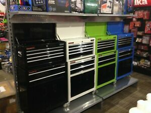 "Draper 24"" Combined Roller Cabinet & Tool Chest Available 4 colours BLUE 19563"