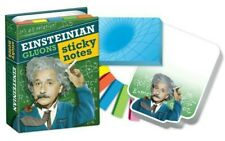 🇩🇪 Einstein's Gluons Sticky Notes by The Unemployed Philosophers Guild.