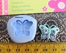 Moule Silicone papillon 2 -  Fimo, résine, pâte à sucre,porcelaine froide