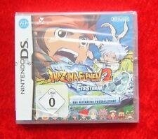 Inazuma Eleven 2 Eissturm, Nintendo DS Spiel, Neu, deutsche Version