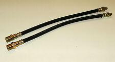 MGA 1500 FRONT BRAKE HOSES (PAIR)