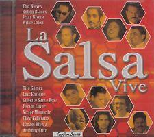 Tito Nieves,ruben Blades,Jerry Rivera,willie Colon,Tito Gomez,Luis Enrique,Cheo