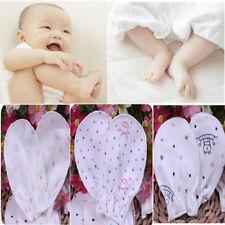 Soft Cotton Newborn Infant Baby Anti Scratch Mittens Gloves Boy Girl Handguard*`