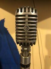 Shure 556S Unidyne Vintage Microphone