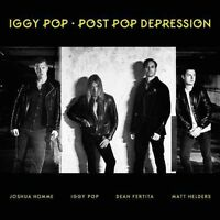 Iggy Pop - Post Pop Depression [New Vinyl] Explicit
