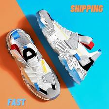 ARTEMIS 'Scribbled Myth' X9X Sneakers Men Mesh Running Shoes Brand Designer