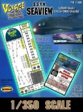 TSDS 108 1/350 Seaview Submarine Decal Set MOEBIUS Voyage to Bottom of the Sea