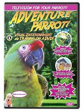 Adventure Parrot DVD - Training and Education! NEW