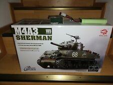 RC Panzer Sherman M4A3   1:16