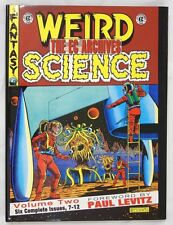 EC Archives Weird Science Volume 2 Hardcover Gemstone Issues 7-12 Graphic Novel