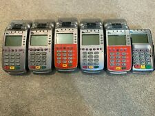 5 Vx520 and 1 Vx 805 Credit card Terminals Sold As a Lot