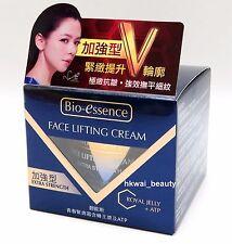 Bio-Essence Face Lifting Cream V FACE SHARP Royal Jelly + ATP Extra Strengt 40g