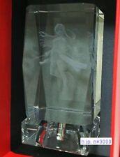 Sword Art Online Asuna Crystal 3D Object Figure anime Japan Licensed VERY RARE!!