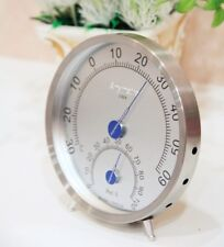 Anymetre TH-603A Stainless Steel Temperature And Humidity Hygrometer Gauge