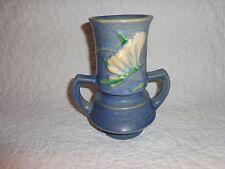 Vintage Roseville Freesia Vase #118-6