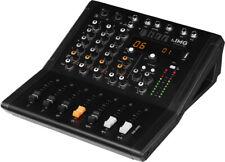 Monacor IMG STAGELINE MXR-40PRO Profi-4-Kanal-Audio-Mischpult Mischpulte,