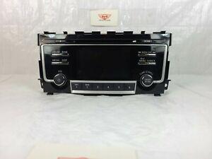 Nissan Altima Deck 28185-9HU1D Radio CD Player 2017-2018 OEM