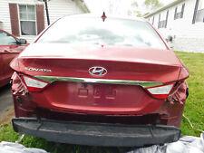 Rear Inside Bumper Impact Bar Reinforcement Re-Inforcement For Sonata 2011-2013