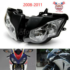 CBR1000RR Headlight Lamp Clear Lens Assembly Motorcycle For Honda 08-2011 09 10