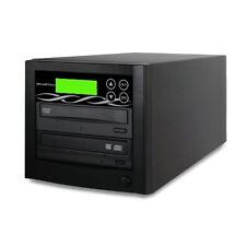 Spartan Edge 1-1 DVD CD +/-R Disc Copier D01-SSP Easy to Copy Record Duplicator
