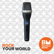 AKG D7S Dynamic Microphone Supercardioid Handheld Mic with Switch - D7-S - BM