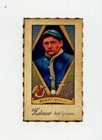 RARE HELMAR Baseball Card: #355 ZACK WHEAT Brooklyn Superbas SCARCE