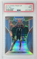 2019-20 Panini Prizm Draft Picks Blue Bol Bol Rookie RC #45, Graded PSA 9