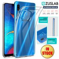 Galaxy A20 A30 A50 A70 A90 5G Case ZUSLAB Slim Soft Crystal Clear For Samsung