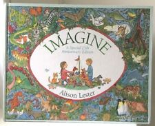 collectable Imagine 25th Anniversary edition by Alison Lester HC Book FREE POST