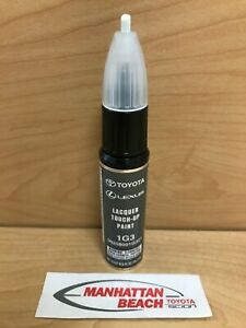 GENUINE TOYOTA MAGNETIC GRAY METALLIC TOUCH-UP PAINT CODE 1G3 OEM 00258-001G3-21