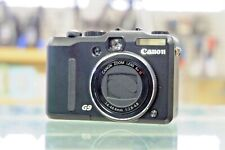 Canon PowerShot G9 PC1250 12.1MP 6x Zoom Camera w/2 Batteries & Charger  (CG913)