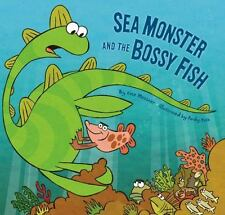 Sea Monster and the Bossy Fish-ExLibrary